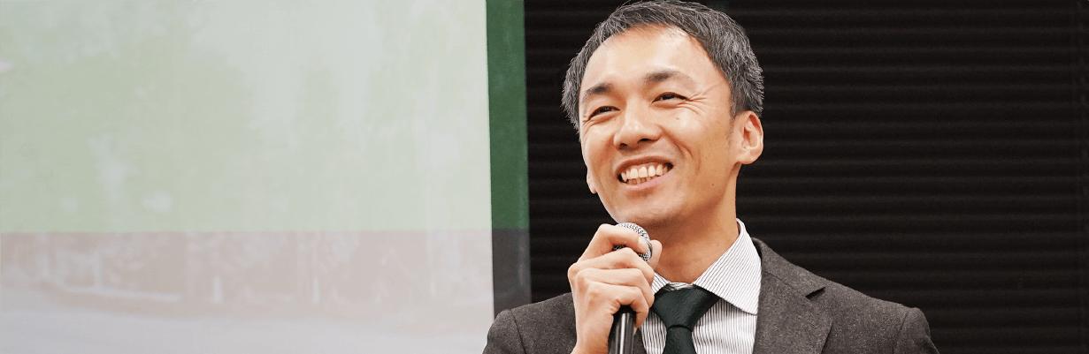 ESGホールディングス株式会社 代表取締役 榎本考修